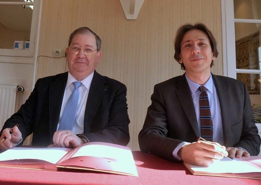 Signature du Contrat Départemental
