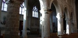 Visite de l'église Saint-Nicolas à Saint-Arnoult-en-Yvelines