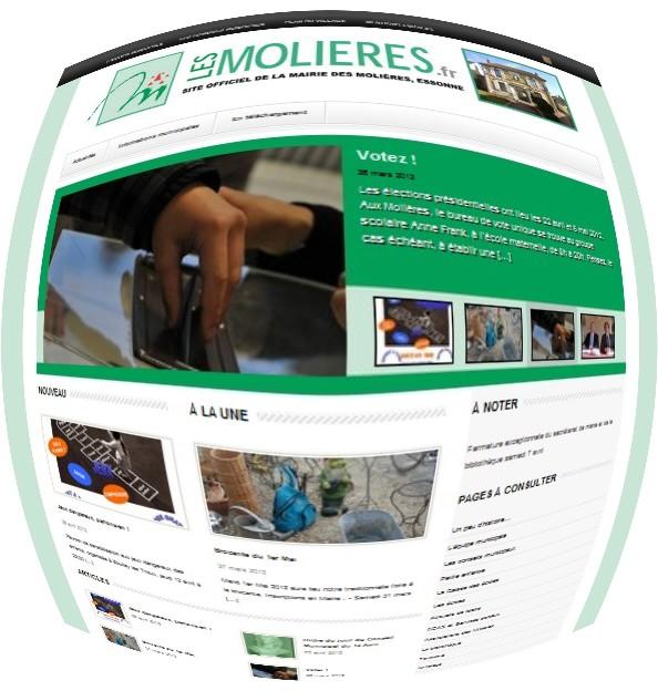 Un site officiel pour Les Molières
