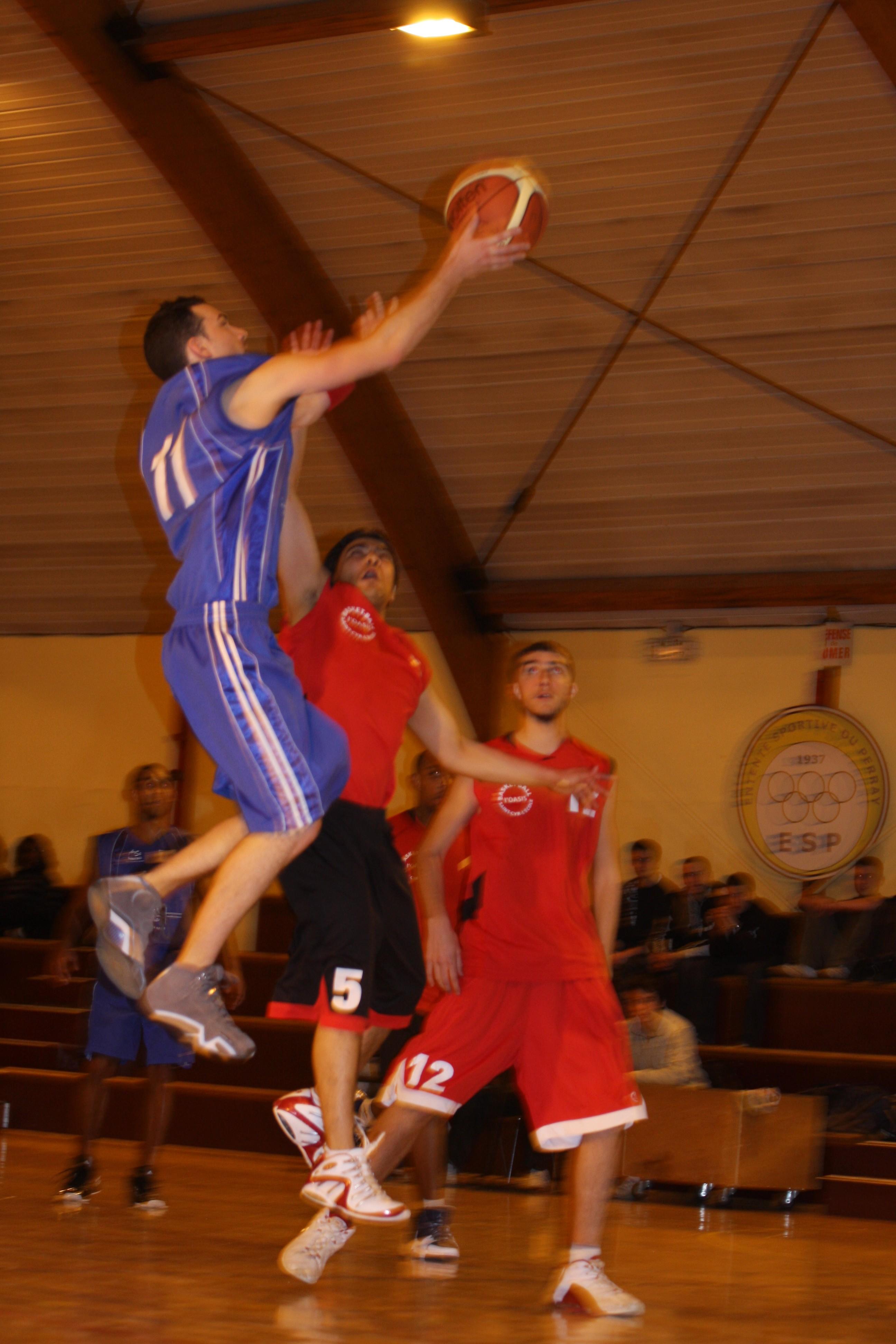 Du basket à Cernay