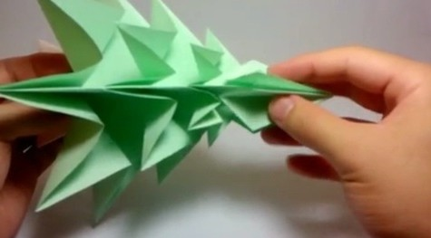 Stage Origami