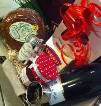 Résultats du panier garni du Salon Artisanal & marché Gourmand des 10/11 novembre
