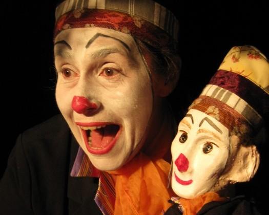 """Spectacle jeune public à Limours : """"Le clown, la fleur et l'oiseau"""""""