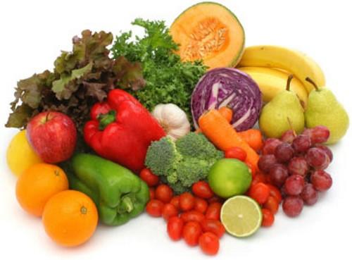 Fruits & légumes le samedi matin