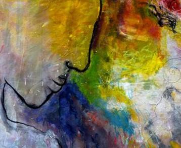 """Musique + Peinture = """"Atmosphères"""""""