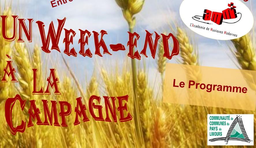 """Traditionnel """"week-end à la campagne"""" du Pays de Limours"""