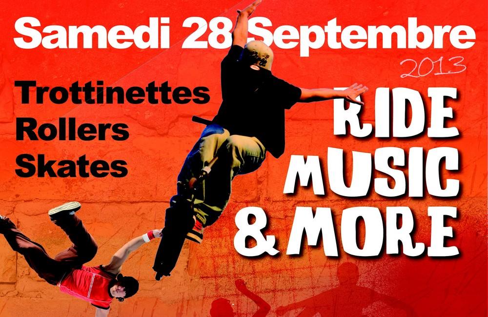 Ride Music & More – 28 septembre à Limours