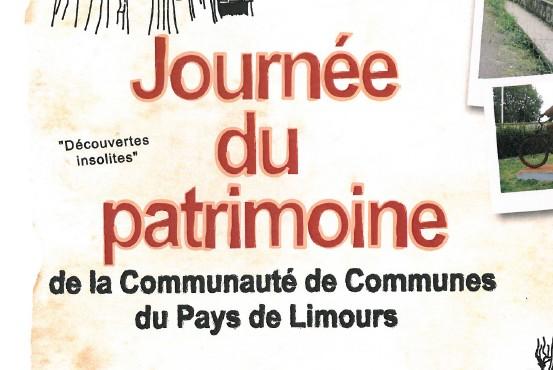 Journée du Patrimoine avec la CCPL