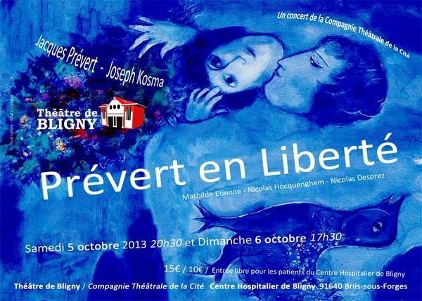 Théâtre de Bligny : ouverture de la saison artistique les 5 & 6 octobre