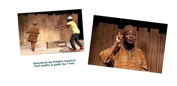 """""""Plus fort que mon père"""" spectacle musical le 1er décembre au Théâtre de Bligny"""