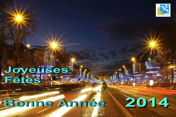 Bonne année, avec Sports & Loisirs des Molières