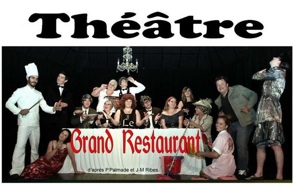 Théâtre au Paradou le 18 janvier
