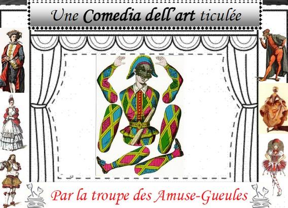 """Théâtre : """"Charivari chez Goldoni"""" au Paradou le 9 mars"""