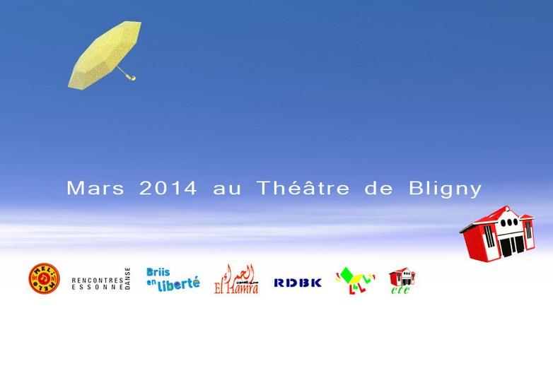 Mars 2014 au Théâtre de Bligny