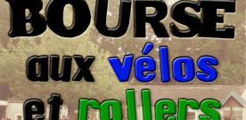 Bourse aux vélos & rollers : samedi 11 avril