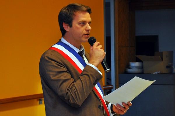 Discours d'Yvan Lubraneski, lors du Conseil municipal d'installation du 28/03/2014