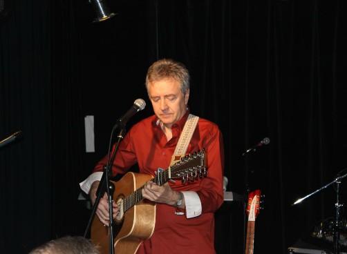 Concert de Gérard Vallan à St Rémy lès Chevreuse le 29 mars