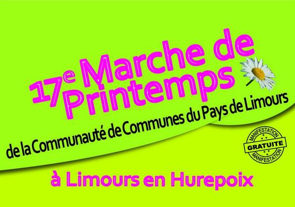 Marche de printemps de la Communauté de communes