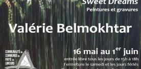 Expo Valérie Belmokhtar au Domaine de Soucy