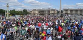 Convergence cycliste francilienne le 1er juin