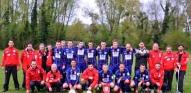 L'USM Foot : champions !