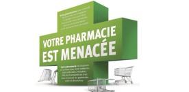 Grève et action des pharmaciens