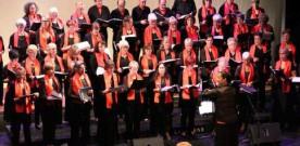 Concert de La Cantilène de Limours à La Lendemaine