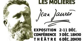 Semaine Jean Jaurès aux Molières 2-11 déc.