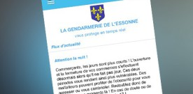 L'application pour smartphones « Stop cambriolages »