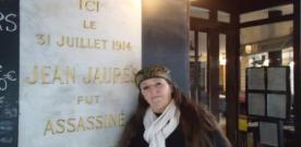 """Théâtre """"Jaurès assassiné deux fois"""" au Paradou le 6 décembre : réservations ouvertes"""