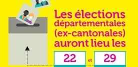 22 et 29 mars : on vote !