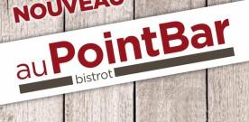 """Ouverture du """"Point Bar"""", le café des Molières"""