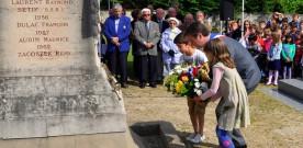 70ème Commémoration du 8 mai 1945 : discours du Maire