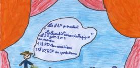 Le spectacle de théâtre des NAP