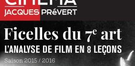 Un cycle de films et conférences au cinéma Jacques Prévert