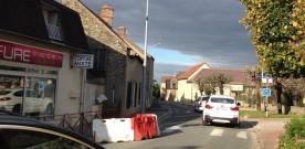 Vitesse et stationnement en coeur de village : ça avance