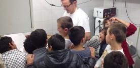 Le pain du village pour nos écoliers