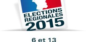 Résultats 1er tour des élections régionales