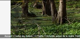 La rivière Yvette et tous ses secrets à portée de clic grâce à «Riverview»!
