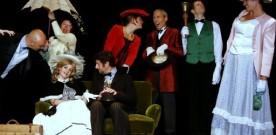 """Théâtre par """"Les Tréteaux ivres"""" au Paradou le 13 février"""
