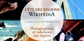 Été des régions Wikipédia 2016