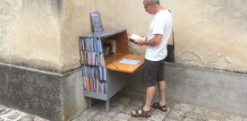 La boîte à livres