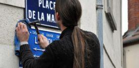 Patrimoine : les plaques de cocher ont été rénovées