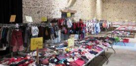 """Bourse aux vêtements de l'association """"Les petits boutons"""" le 14 octobre"""