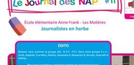 Journal des NAP n°11