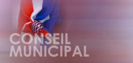 Conseil Municipal du 30 juin 2017