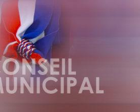 Conseil Municipal du 11 décembre 2017