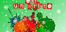 """""""Le Père-Noël est un artiste"""" 1-3 déc."""