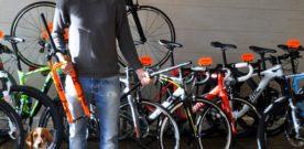 Reprise du magasin de cycles