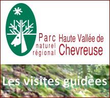 Les visites guidées avec le Parc Naturel Régional